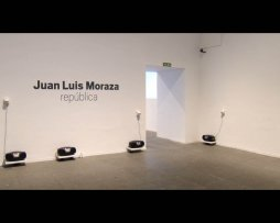Pieza locutada sobre la exposición républica, de Juan Luis Moraza.