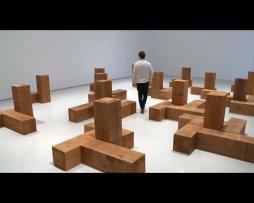 Recursos de la exposición Carl Andre: Escultura como lugar, 1958-2010