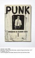 Salvador Costa. Punk. Barcelona: Producciones Editoriales, colección Especial Star Book, 1977