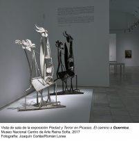 Piedad y terror en Picasso: el camino a Guernica