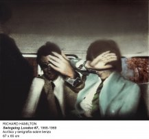 Swingeing London'67, de Richard Hamilton