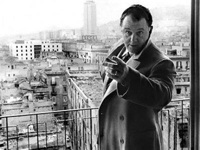 Francesco Rosi. Le mani sulla città [Las manos sobre la ciudad], 1963