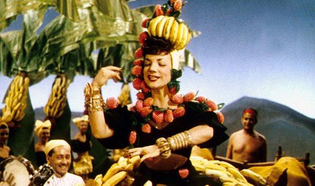 Helena Soldberg. Carmen Miranda: Bananas Is My Business, 1995