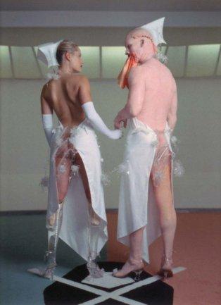 Matthew Barney. Cremaster 3, 2001