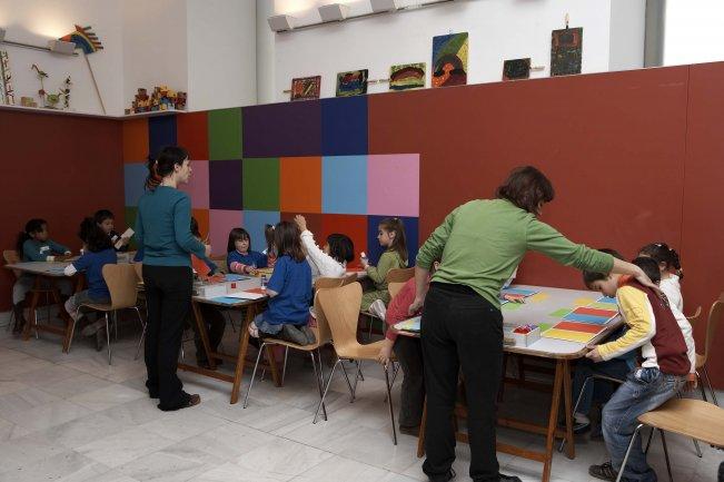 Desarrollo de la actividad. Museo Reina Sofía, 2007.