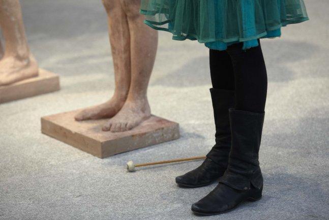 Cuerpo y escultura en torno a la obra de Antonio López. Museo Reina Sofía, 2010.