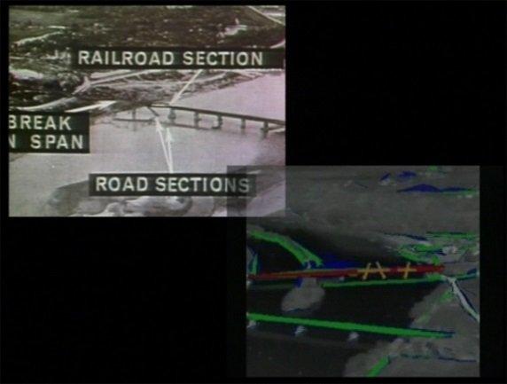 Harun Farocki. Auge/Machine. Vídeo, 2003