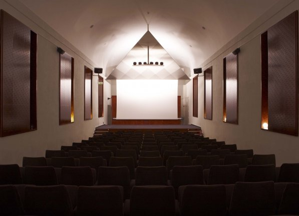 Vista del Auditorio Sabatini