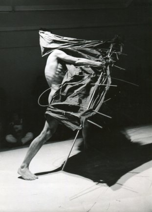 Cesc Gelabert Accio-I La vida i la mort. Fotógrafía: Viki Sánchez