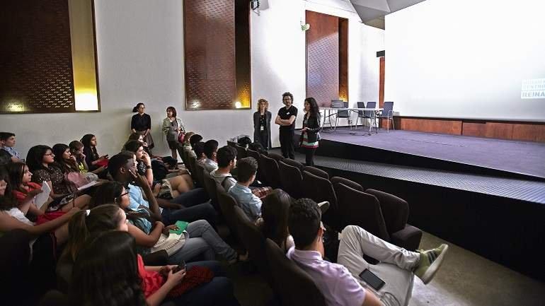 Encuentro de alumnos de ESO mayo 2015