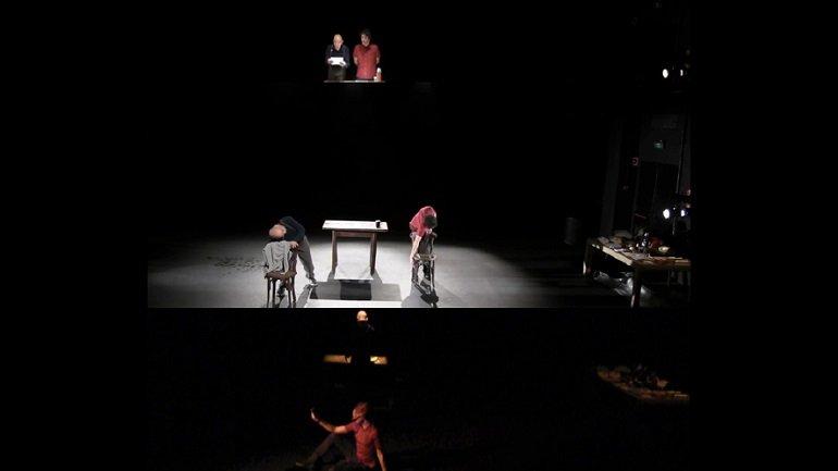 Colectivo Armadillo. 66 Exercises. Stage work, 2015