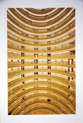 Andreas Gursky. Shanghai, 2000. Photography. Museo Nacional Centro de Arte Reina Sofía Collection, Madrid