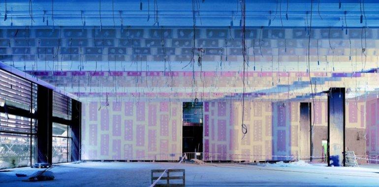 José Manuel Ballester. Nueva Sala RS-1, 2004. Fotografía. Colección Museo Nacional Centro de Arte Reina Sofía, Madrid
