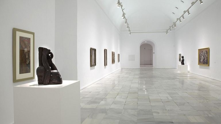 Exhibition view. Encounters with the 1930s, 2012