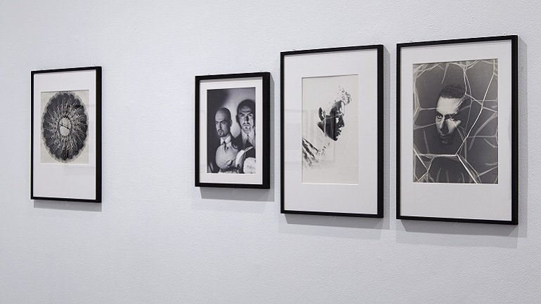 Exhibition view. Art et Liberté: Rupture, War and Surrealism in Egypt (1938–1948), 2017