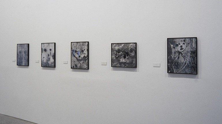 Exhibition view. Brassaï. Del surrealismo al informalismo, 1994