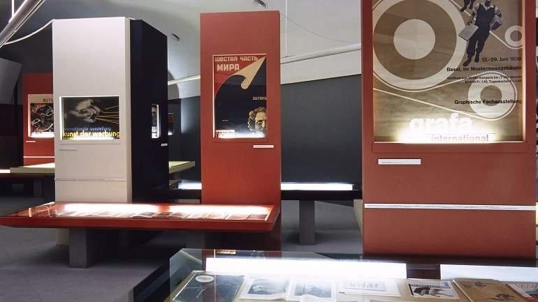 Exhibition view. Fotografía pública / Photography in Print 1919-1939, 1999