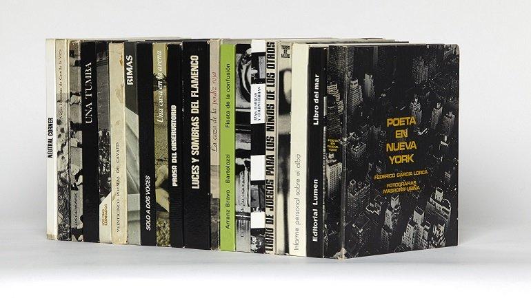 Colección Palabra e Imagen, publicada por la editorial Lumen entre 1961 y 1975