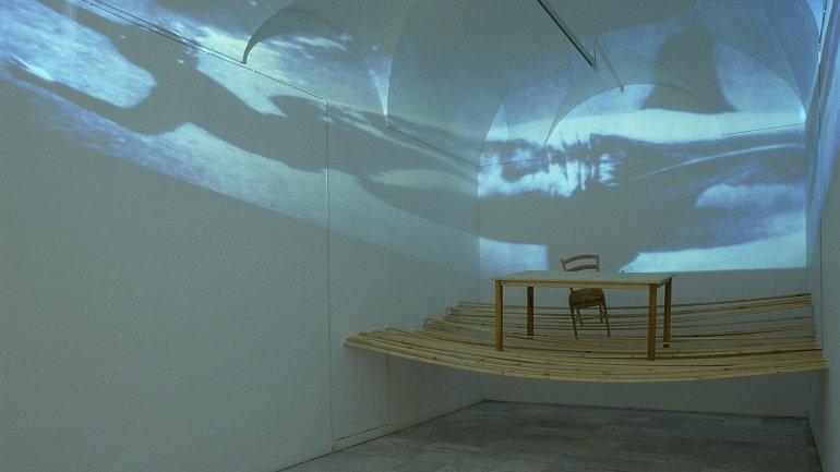 Exhibition view. Francisco Ruiz de Infante. Habitación de Lenguajes (Bestiario nº 2 y nº 3), 1998