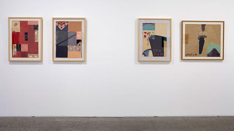 Vista de sala de la exposición. Juan Giralt, 2015