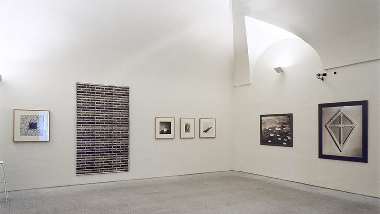 Vista de sala de la exposición Madoz. Objetos 1990-1999, 1999
