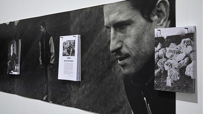Vistas de la exposición Marc Pataut. Primeras tentativas