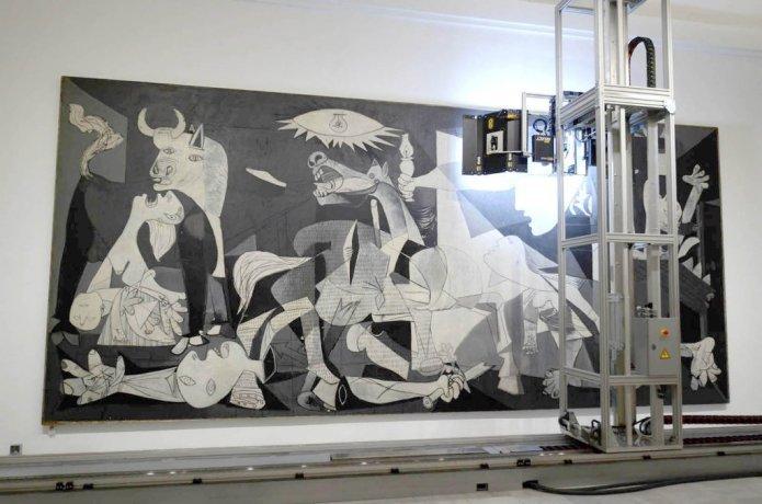 Viaje al interior de Guernica