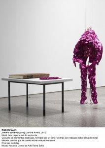 Ines Doujak¡Viva el cuchillo!.2010. Museo Reina Sofía