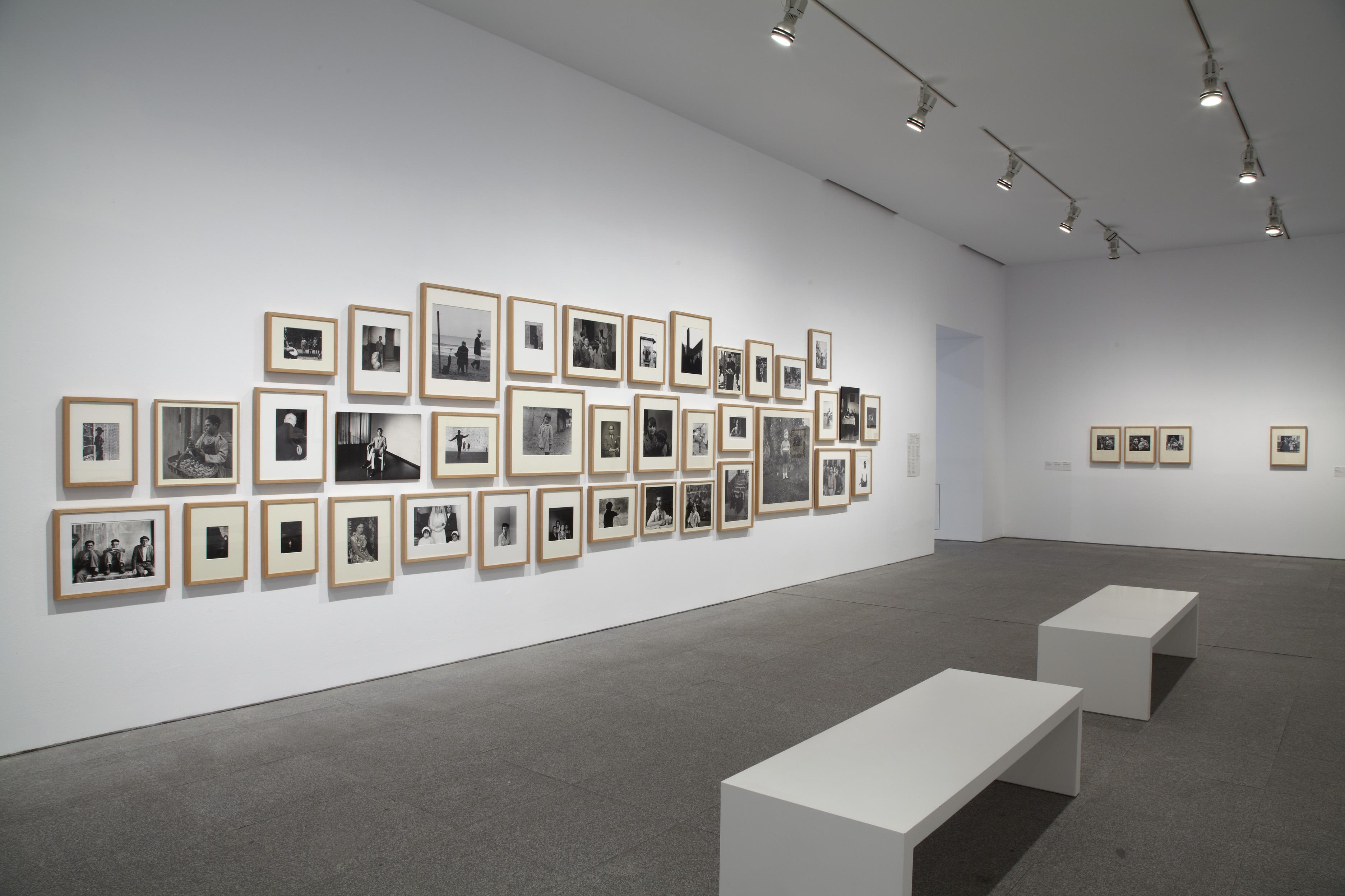 Vista de la Sala 415 de la Colección